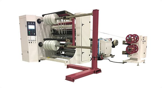Slitting-Rewinding-Machine