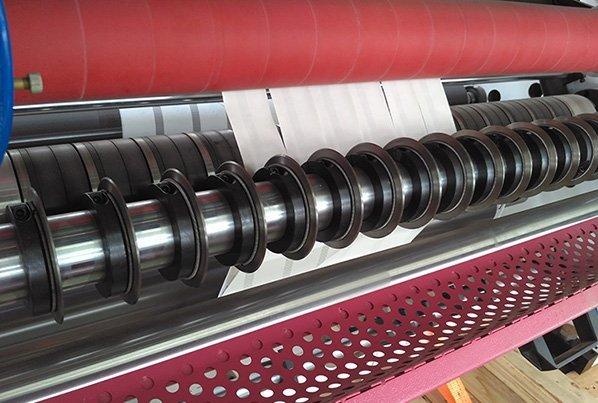 JT-SLT-900C POS Roll Making Machine