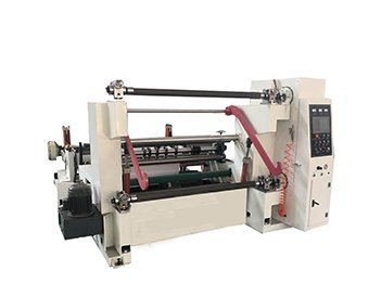 JT-SLT-1300C Paper Or Film Slitting Rewinding Machine