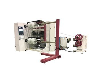 JT-SLT-1600D New Condition Fiber Glass Paper Slitting Rewinding Machine