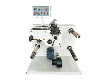 JT-SLT-320 Mini Slitting Rewinding Machine