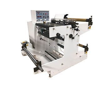 JT-SLT-550 Label Slitting Rewinding Machine