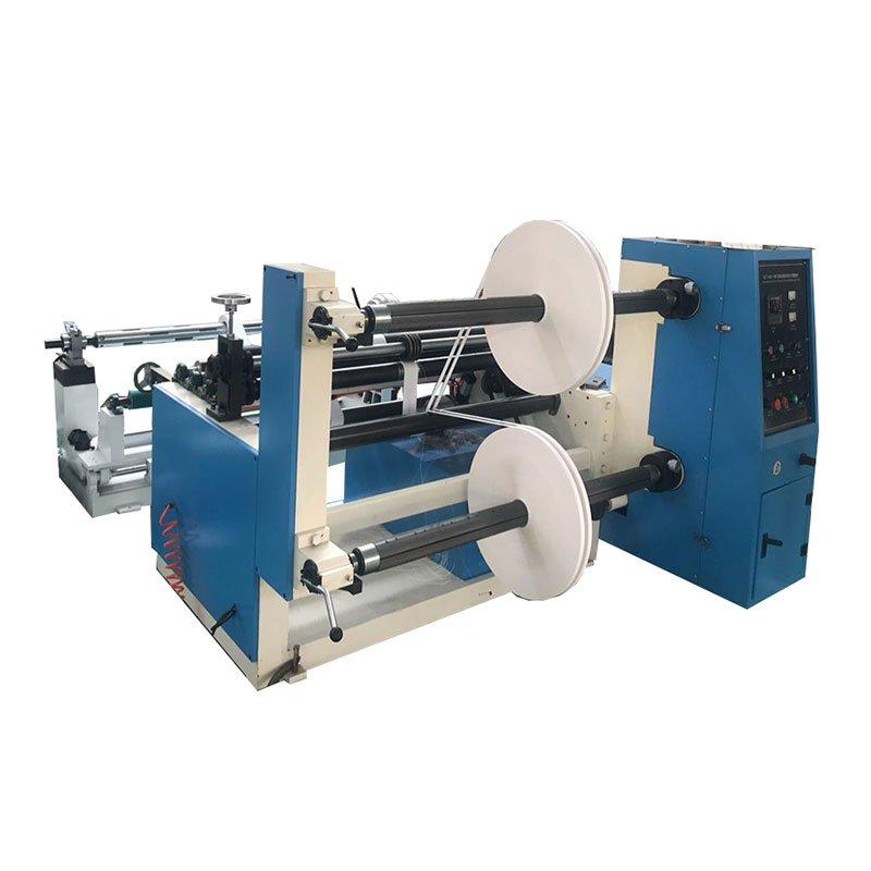 JT-SLT-1300 Automatic Paper Slitting Rewinding Machine