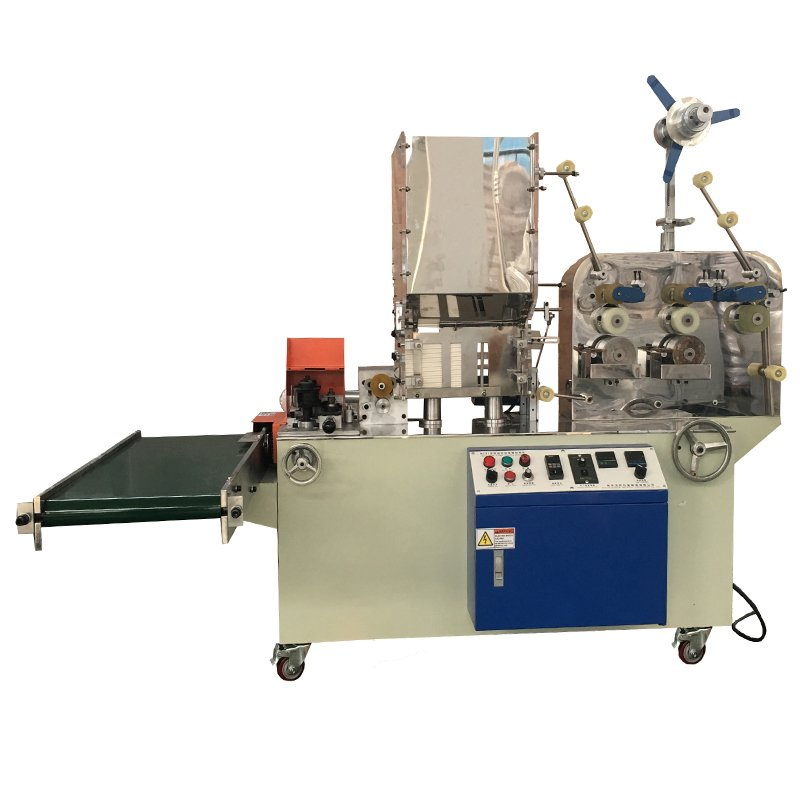 Individual Paper Straw Wrapping Machine
