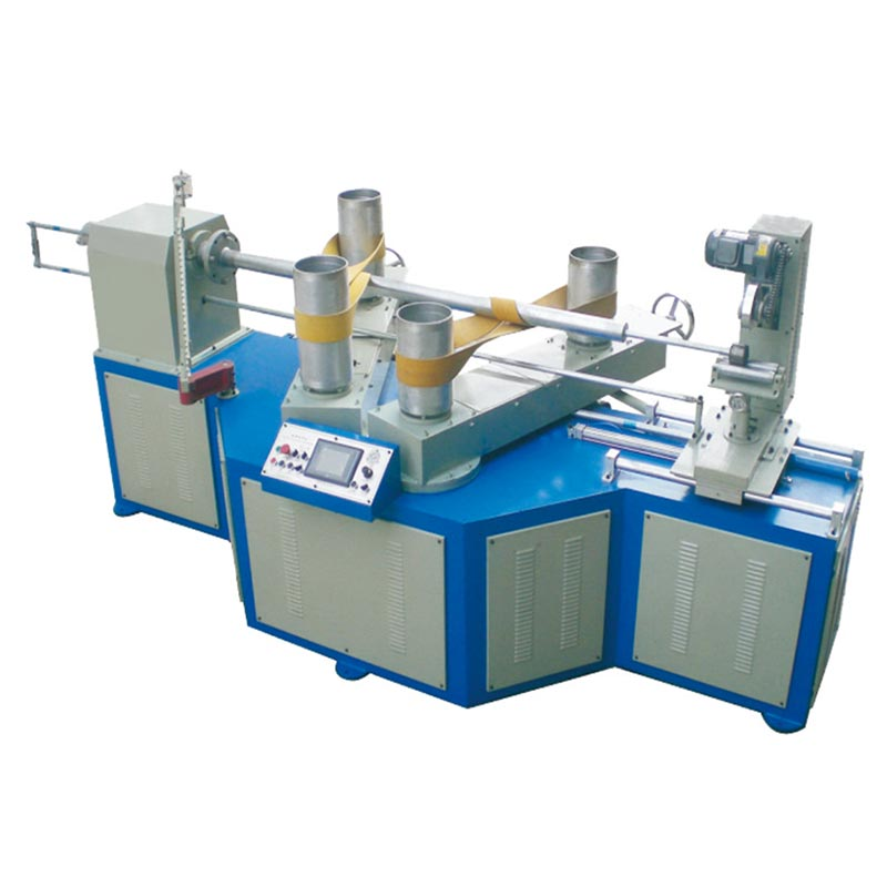 JT-120A Paper Tube Making Machine