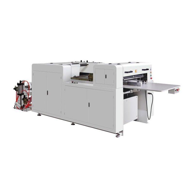 JT-SHT-800 Hamburger Paper Sheeting Machine