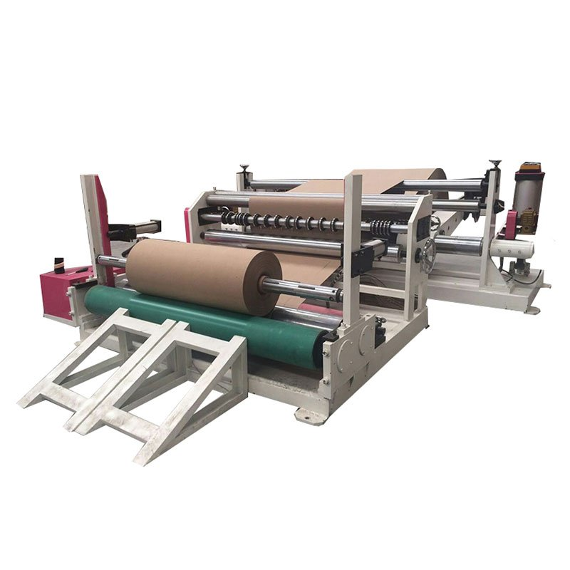 JT-SLT-1600C Kraft Paper Slitting Rewinding Machine