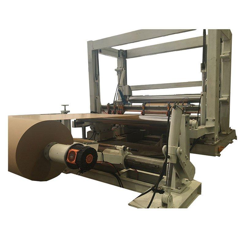 JT-SLT-2500C High Speed Paper Slitting Rewinding Machine