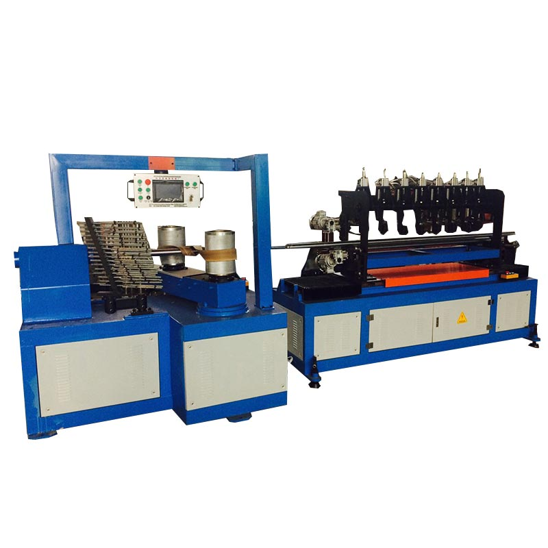 JT-50D Multi Cutter Paper Tube Winding Machine