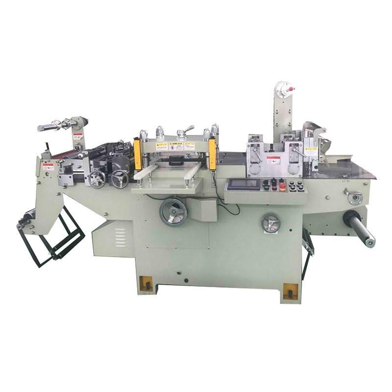 JT-ADC-320 Label Flat Die-Cutting Machine