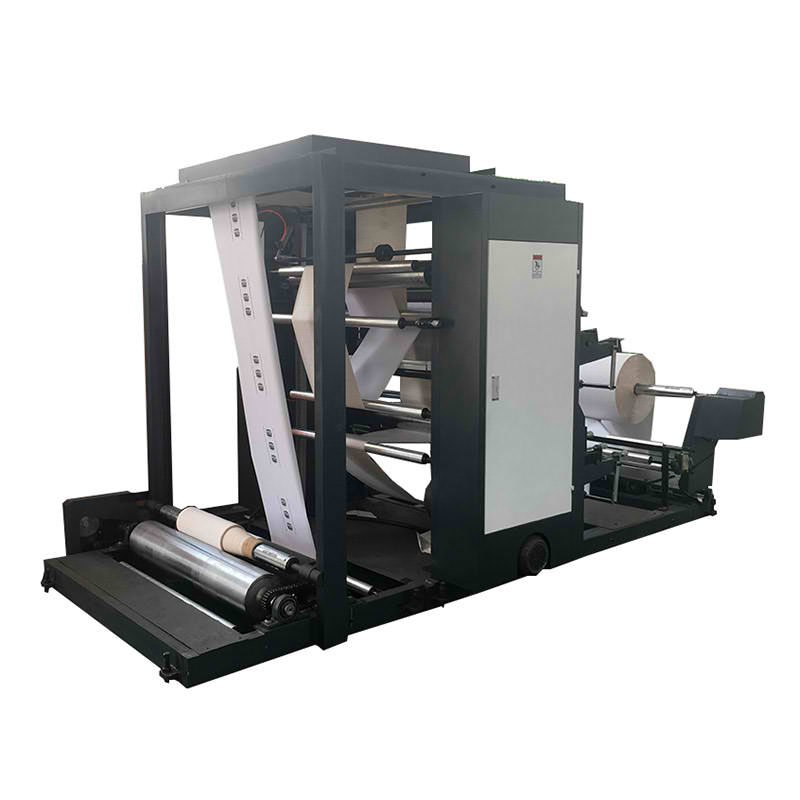 JT-JTH-2100 2 Colors Flexo Printing Machine