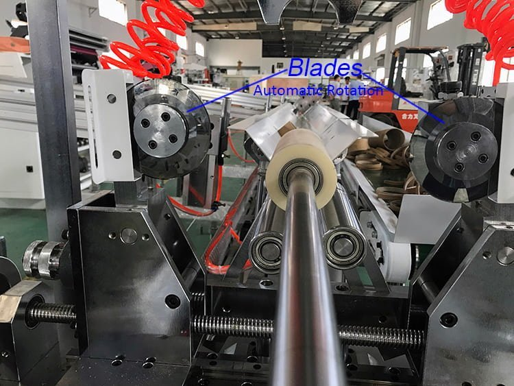 Automatic-Rotation-Blades