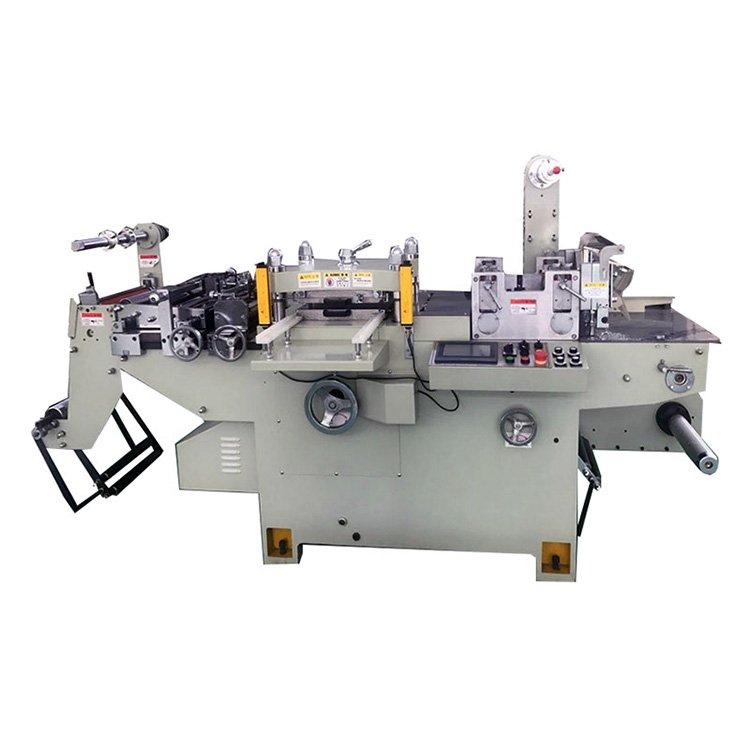Flatbed-Label-Die-cutting-Machine