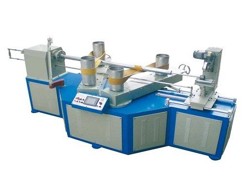 JT-120A Paper Tube Making Machine