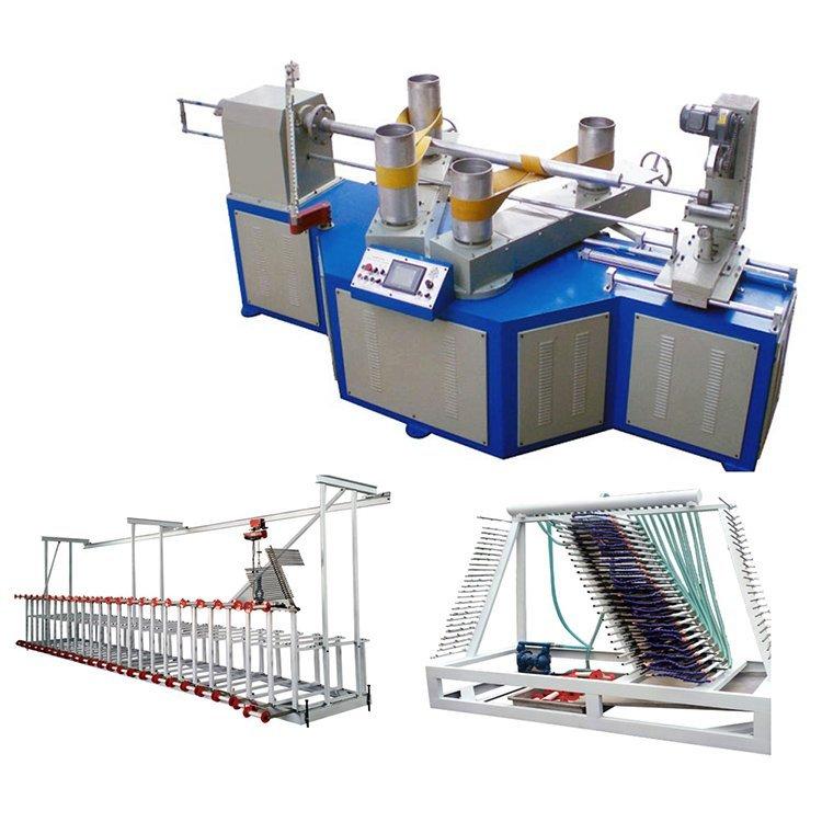 Paper-Core-Winder-Machine