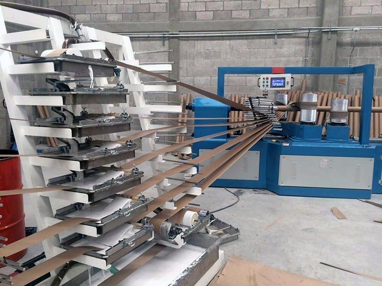 Paper-Tube-Making-Machine