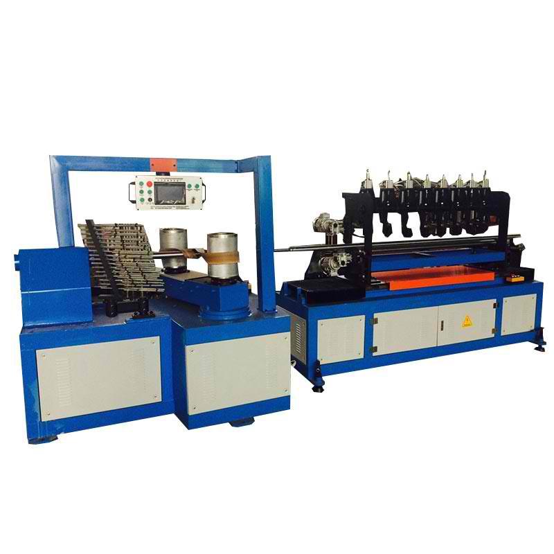 r-JT-50D Multi Cutter Paper Tube Winding Machine