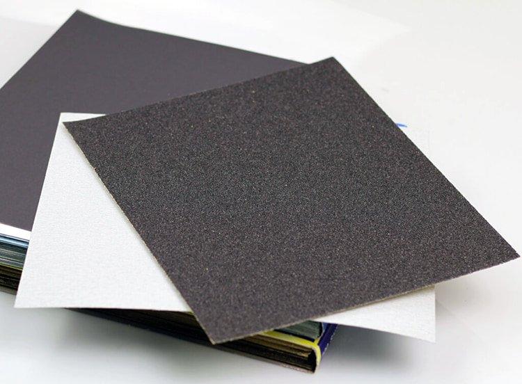 Sandpaper-Sheet