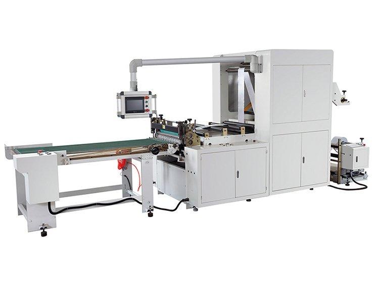 Sandwich Wrap Paper Sheeter Machine