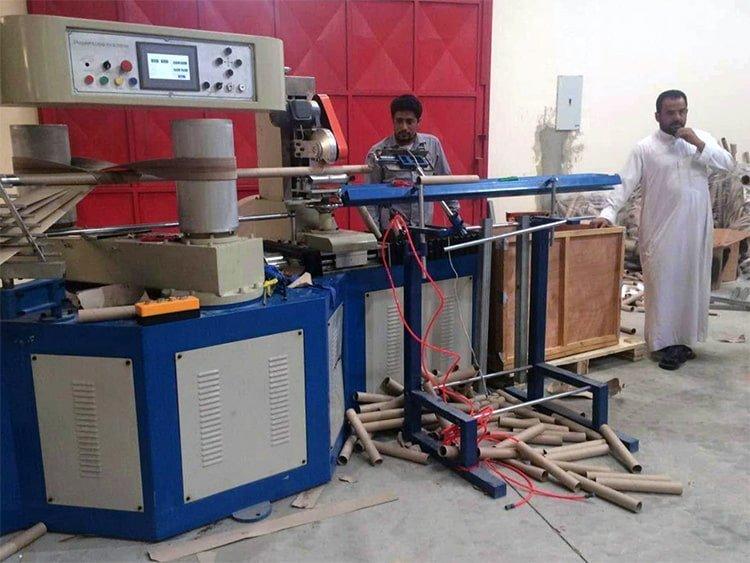 JT-50A-Paper-Core-Making-Machine-8