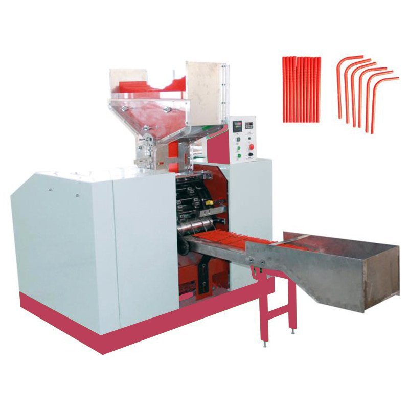 Paper-Drinking-Straw-Bending-Machine