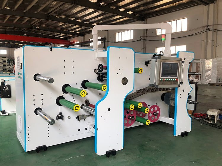 Prepreg-Slitting-Slitter-Machine