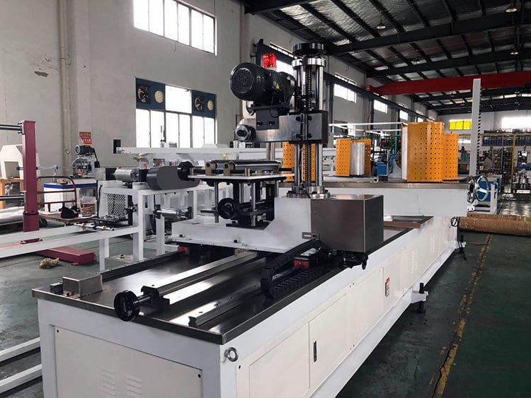 Paper-Pipe-Making-Machine