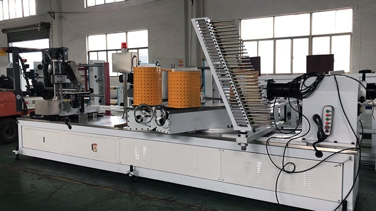 Paper-Tube-Rolling-Machine
