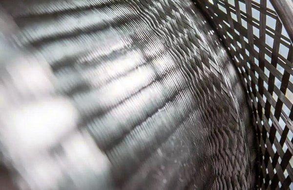 Carbon-fiber-is-woven