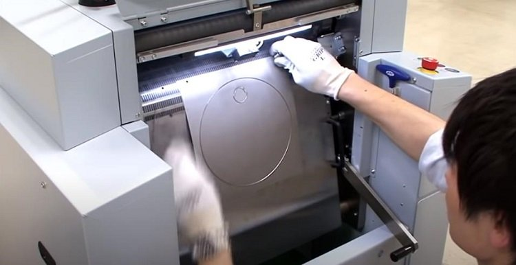 Rotary-die-cutter-operation-guide