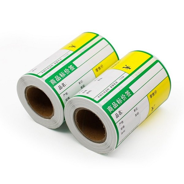 Thermal-paper-label