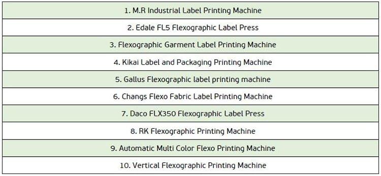Top-flexographic-printing-company
