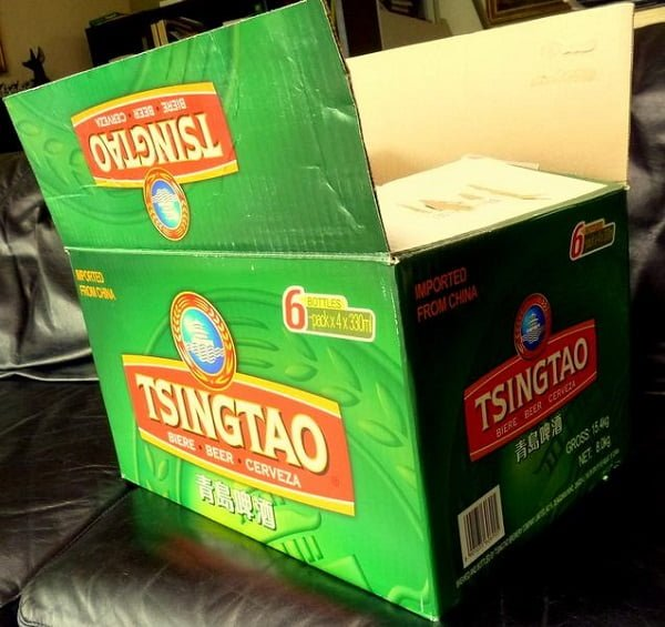 Tsingtao-Brewery-Carton-Packaging