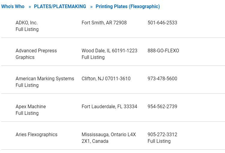 flexographic-printing-plates-suppliers