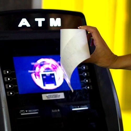 ATM-thermal-paper-roll