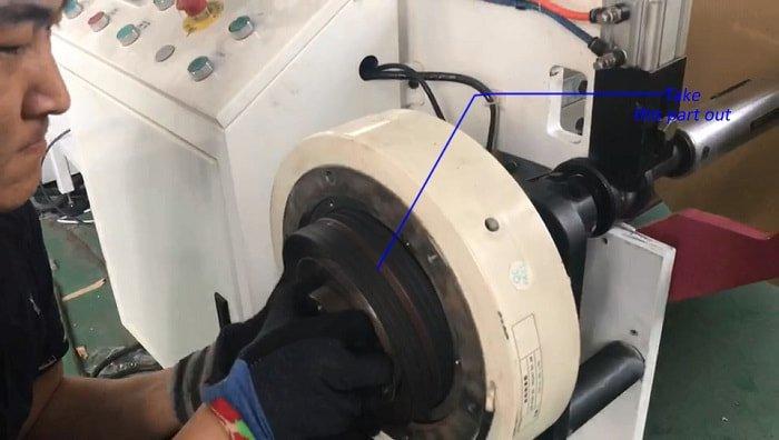 electromagnetic-brake-internal-gap
